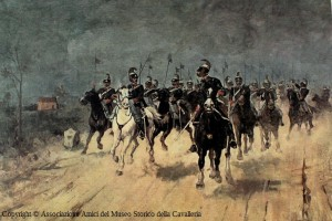 Piemonte cavalleria